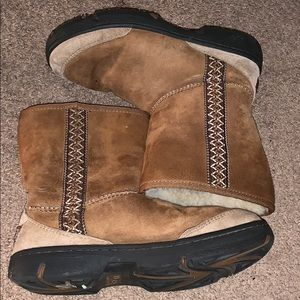 Brown size 8.5 Ugg's